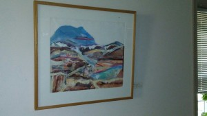 Art wall picture 1