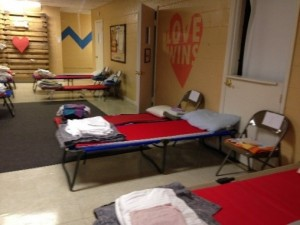 Beds for PACEM guests