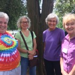 Nancy, Becky, Cathie and Jane