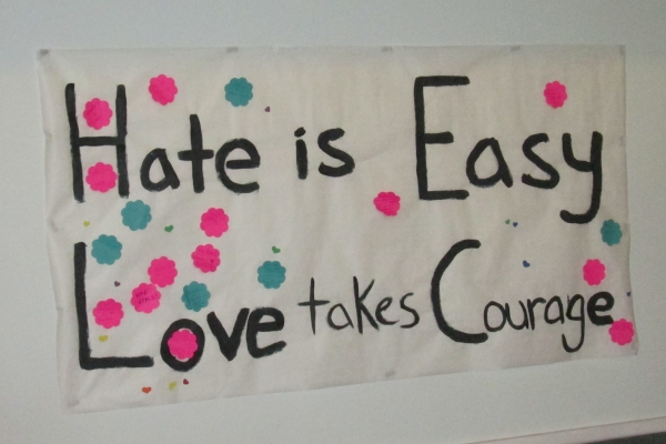Hate is Easy poster